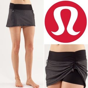 🦊Lululemon Hot 'N Sweaty Skirt